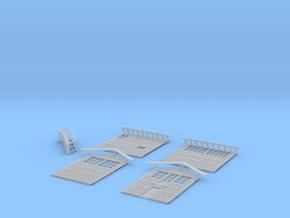 NPE03 Signal Box in Smooth Fine Detail Plastic