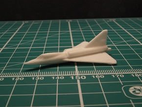 Convair F2Y 6mm 1/285 in White Strong & Flexible