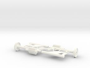 2X NO MUZZLE SF POLISH in White Processed Versatile Plastic