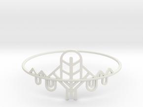 Api_I in White Natural Versatile Plastic
