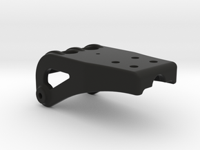Magnetic Sim Racing Paddle Arm in Black Strong & Flexible