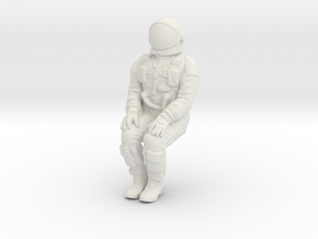 Gemini Astronaut 1:48 in White Strong & Flexible
