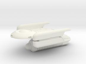 Oberth Todega Version  in White Strong & Flexible