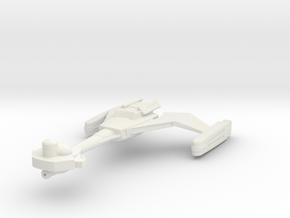 klingon d6 original  in White Strong & Flexible
