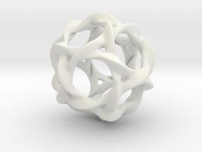 Deca in White Natural Versatile Plastic