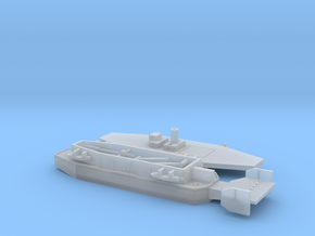 Chile Andes Class Carrier in Smooth Fine Detail Plastic