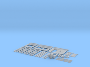 NVIM32 - City buildings in Smooth Fine Detail Plastic