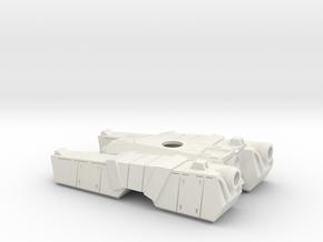 Centaur A3 40k Scale in White Natural Versatile Plastic