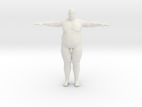 2016-Fat-Man-001-1bi20 in White Strong & Flexible