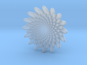 Small flower in Smooth Fine Detail Plastic