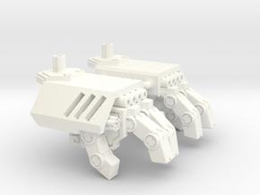 PM-11 BONE PICKER in White Processed Versatile Plastic