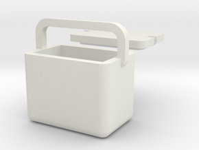 Cool Box 1/32 in White Natural Versatile Plastic
