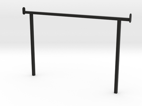 Expedition Rack in Black Strong & Flexible