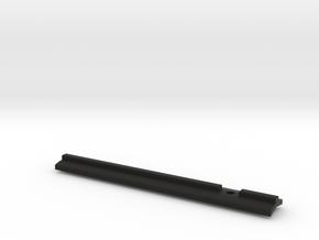 MR ESB Grip Single in Black Natural Versatile Plastic