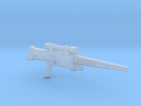 Galactic Protector Army Rifle in Smooth Fine Detail Plastic