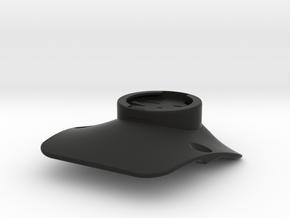 IA Garmin Mount in Black Strong & Flexible