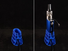 Vape Charging Dock (for iStick TC 40W) in Blue Processed Versatile Plastic