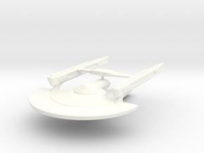1/2500 Hermes Refit V2a in White Processed Versatile Plastic