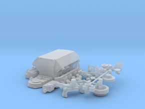 1/32 Ford 427 Side Oiler Basic Block Kit in Smooth Fine Detail Plastic