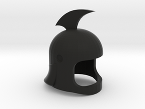 Helmet Grandizer V.39 in Black Strong & Flexible