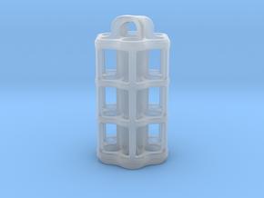 Tritium Lantern 5D (3.5x25mm Vials) in Smooth Fine Detail Plastic