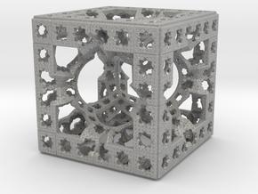 Hyper Solomon cube in Aluminum