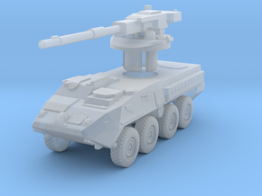 Stryker Mobile Gun System 1:200 in Frosted Ultra Detail
