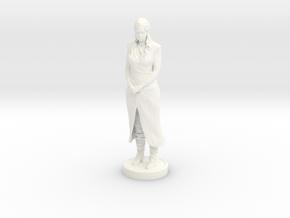 Daenerys Targaryen in White Processed Versatile Plastic