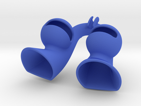 New Support For IPhone6S in Blue Strong & Flexible Polished