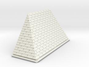 Z-76-lr-comp-end-roof-left-plus-rj in White Natural Versatile Plastic