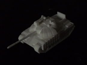 MG144-R04 T-55 Engima in White Natural Versatile Plastic