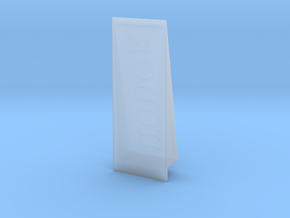 Hodor Doorstop in Smooth Fine Detail Plastic