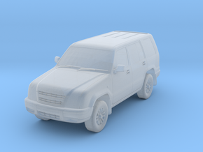 1:144 Isuzu Trooper in Frosted Extreme Detail