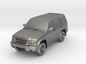 1:144 Isuzu Trooper in Natural Silver