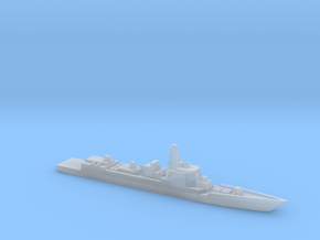 Type 052D Destroyer, 1/2400 in Smooth Fine Detail Plastic