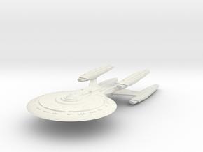 Florio Class   ScienceCruiser in White Natural Versatile Plastic