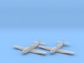 Heinkel He 100D 1:200 x2 FUD in Smooth Fine Detail Plastic