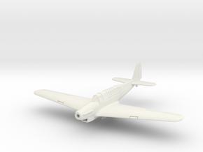 1/144 Fairey Fulmar 1 in White Natural Versatile Plastic