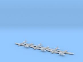 1/350 Fairey Fulmar 1 flying in Smooth Fine Detail Plastic