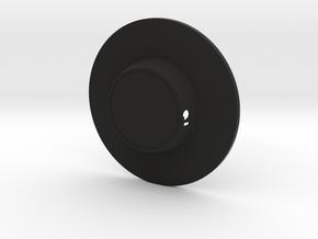 K550 Right Cup in Black Natural Versatile Plastic