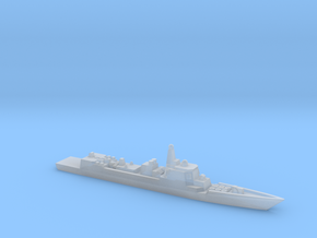 Type 052C Destroyer, 1/3000 in Smooth Fine Detail Plastic