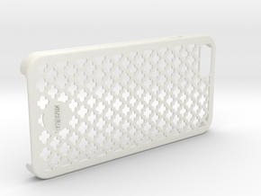 Iphone 6 Case Ilse Style in White Natural Versatile Plastic