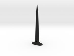 Pax Tool in Black Natural Versatile Plastic