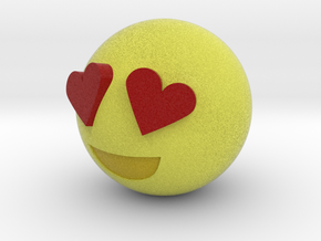 Emoji 1 in Full Color Sandstone
