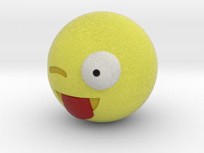 Emoji2 in Full Color Sandstone