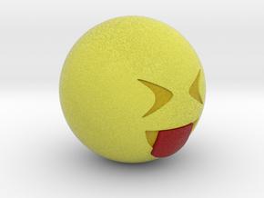 Emoji3 in Full Color Sandstone