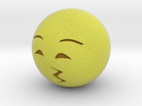 Emoji5 in Full Color Sandstone