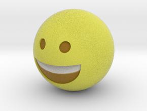 Emoji7 in Full Color Sandstone