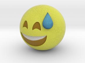 Emoji9 in Full Color Sandstone