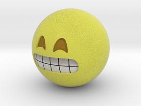 Emoji11 in Full Color Sandstone